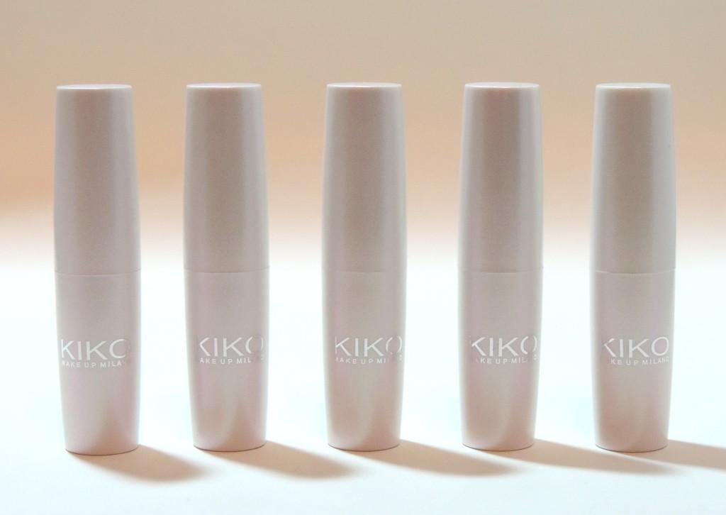 12 Gifts of Christmas: Kiko Ultra Glossy Stylo Lipstick Set
