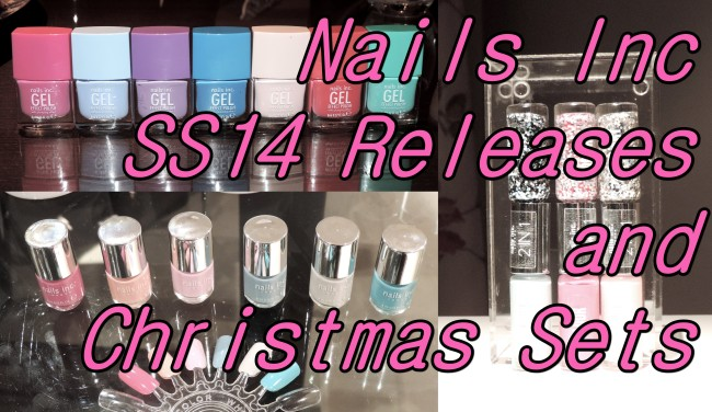Nails Inc SS14 Header