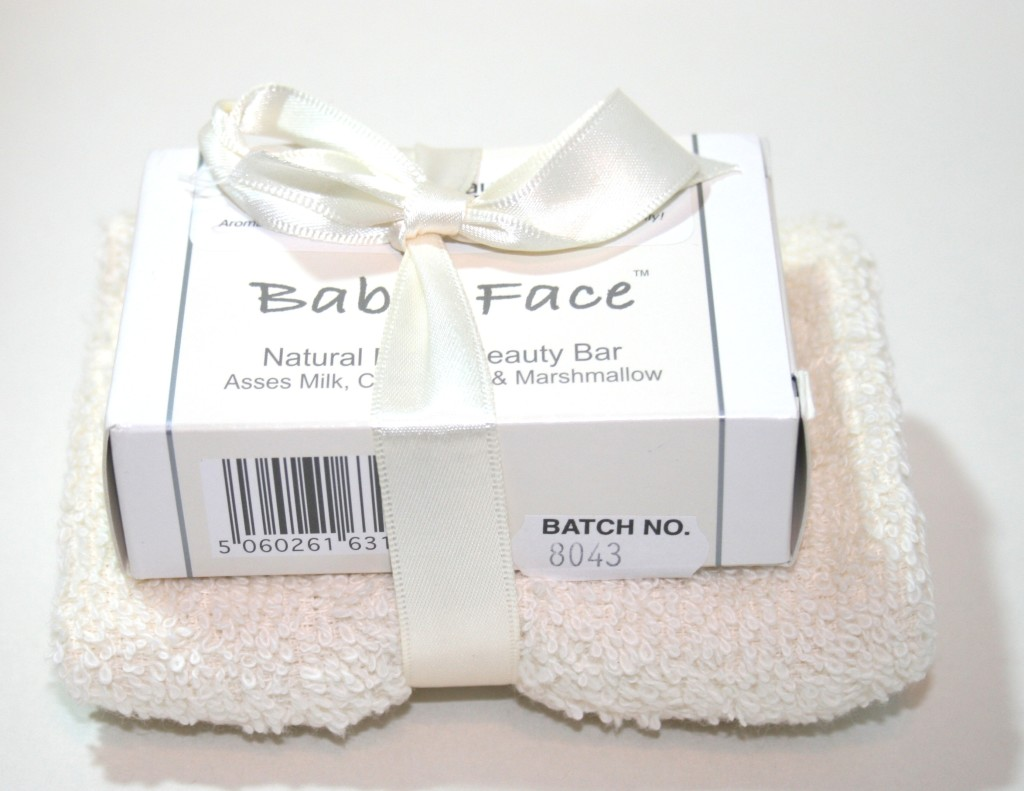 Quick Pick Tuesday: BabyFace Soap Bar
