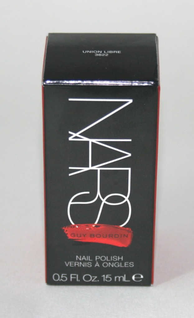 NOTD: Nars Guy Bourdin Union Libre