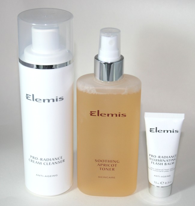 Quick Pick Tuesday: Elemis Radiance Collections