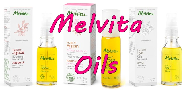 Melvita Oils