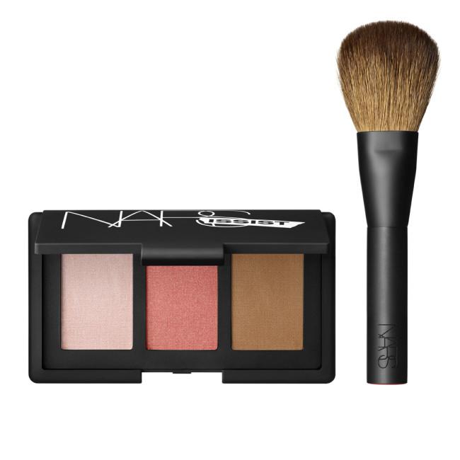 NARS Narsissist Cheek Palette and Brush