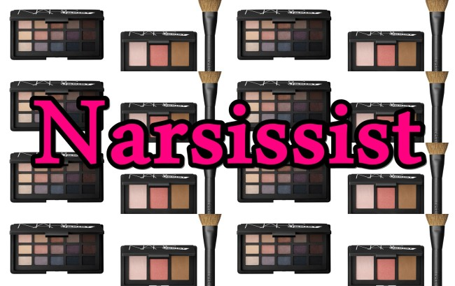 Nars Narsissist Cheek and Eye Palettes