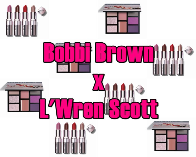Bobbi Brown L'Wren Scott Amnesia Rose