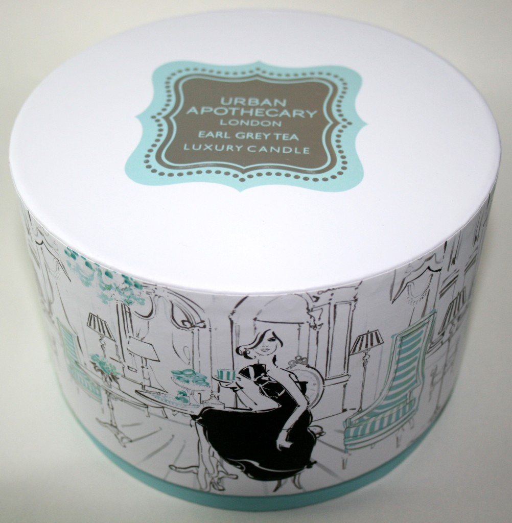 Valentines Ideas: Urban Apothecary London Earl Grey Tea Luxury Candle