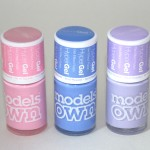 Models Own HyperGels in Cornflower Gleam, Lilac Sheen and Pink Veneer
