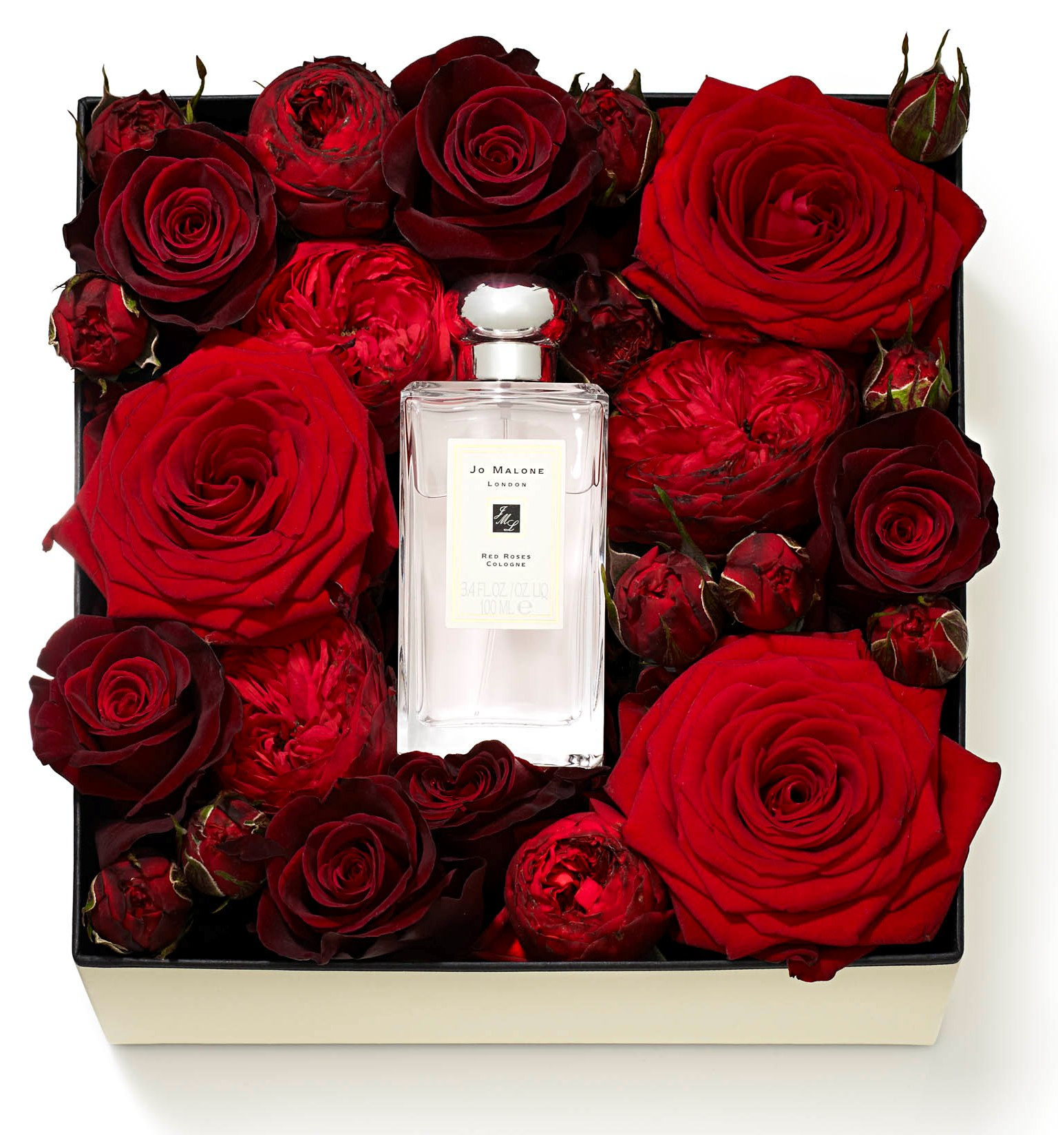 Jo Malone London Floral Boxes Red Roses