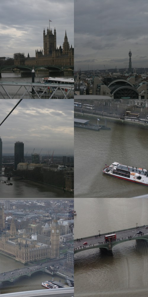 London Eye Views