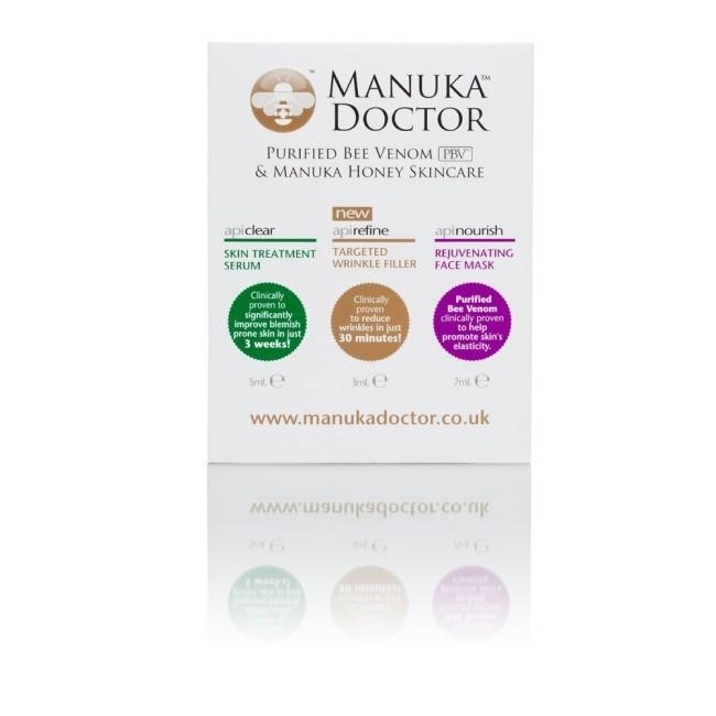 Manuka Doctor Hero Kit