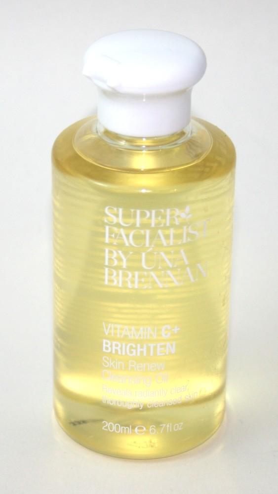 Una Brennan Superfacialist Vitamin C+ Oil