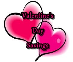 Valentine's Day Beauty Savings