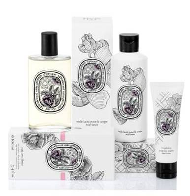Valentine's Ideas: Diptyque Eau Rose (new additions)