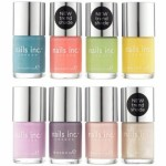 Nails Inc Pastel Power Promo: 8 Shades for £20