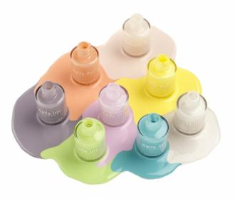 Nails inc pastel power promo 8 shades for 163 20 beauty geek uk