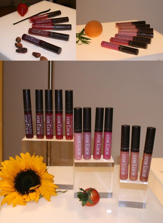 Burt's Bees Natural Lip Glosses
