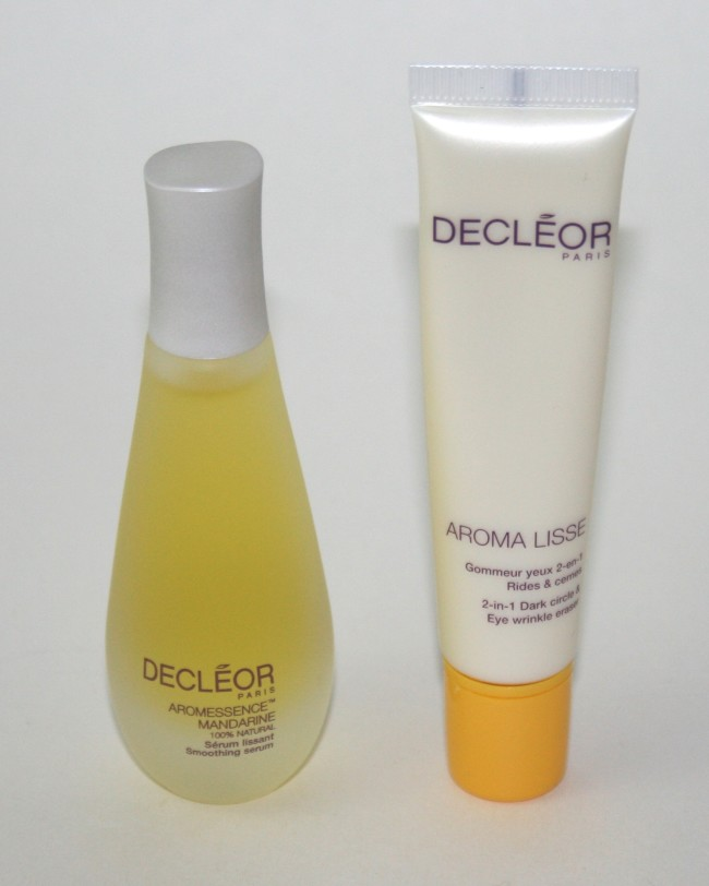 Decelor Aroma Lisse Serum and Eye Treatment