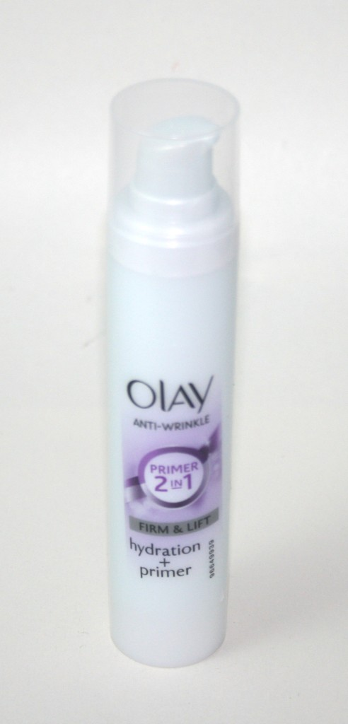 Quick Pick Tuesday: Olay Anti-Wrinkle Firm & Lift Moisturiser 2 in 1 Hydration + Primer