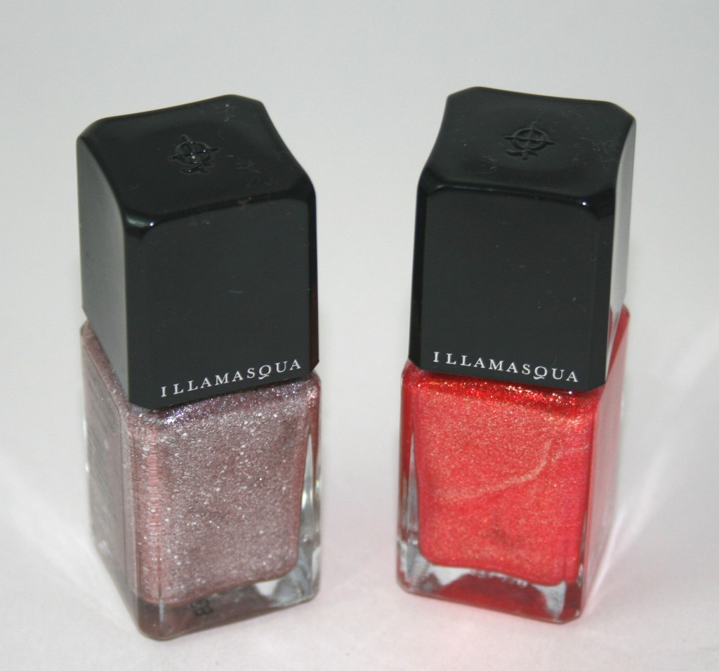Illamasqua Glamore Shattered Star Nail Varnish in Trilliant and Marquise