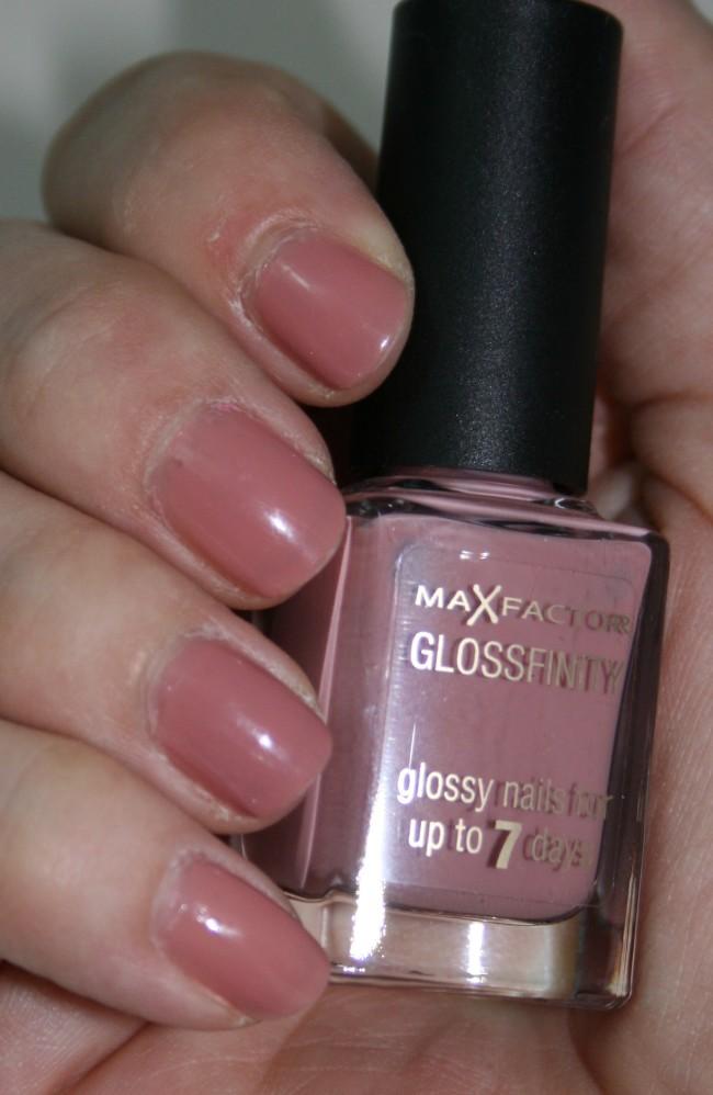 Max Factor Glossfinity Pink Whisper
