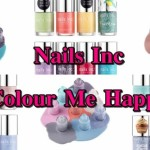 Nails Inc Colour Me Happy Promotion (14th March only!)