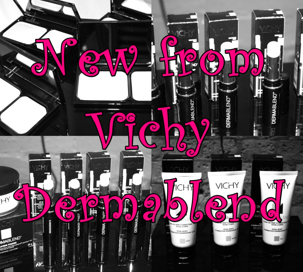 New Arrivals from Vichy Dermblend