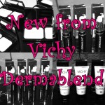 New from Vichy Dermablend