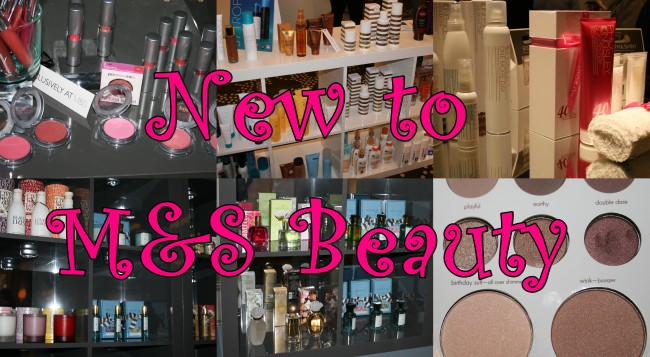New to M&S Your Beauty