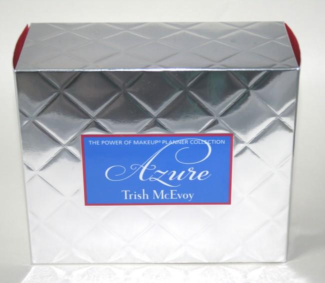 Trish McEvoy Azure Power of Make-Up Planner Collection Box