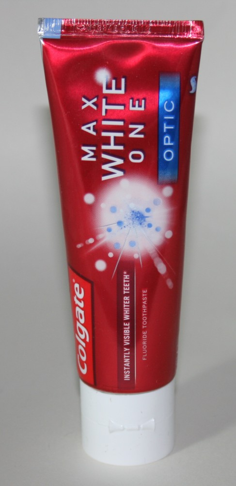 Quick Pick Tuesday: Colgate Max White One Optic Toothpaste