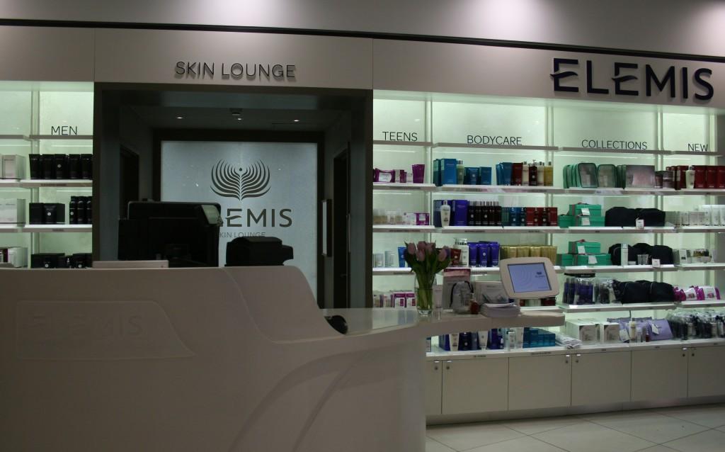 Total Detox Facial at the Debenhams Elemis Skin Lounge