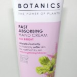 Botanics All Bright Fast Absorbing Hand Cream