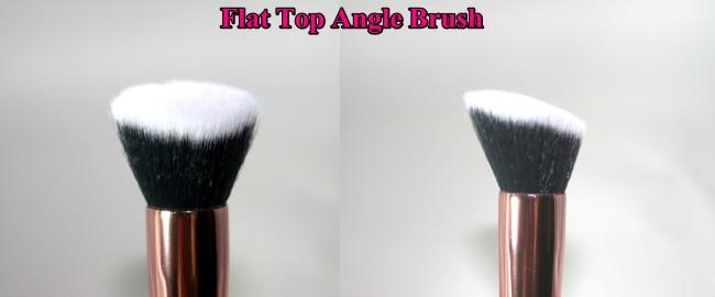 MOXI Flat Top Angle Brush