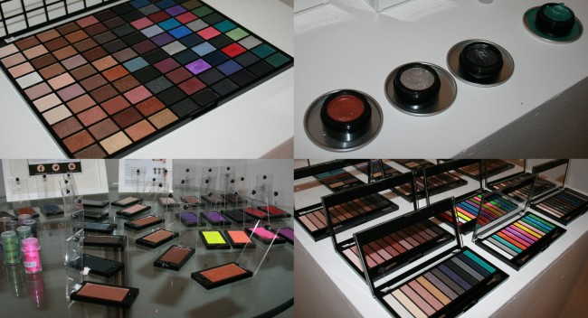 Makeup Revolution Eyes products