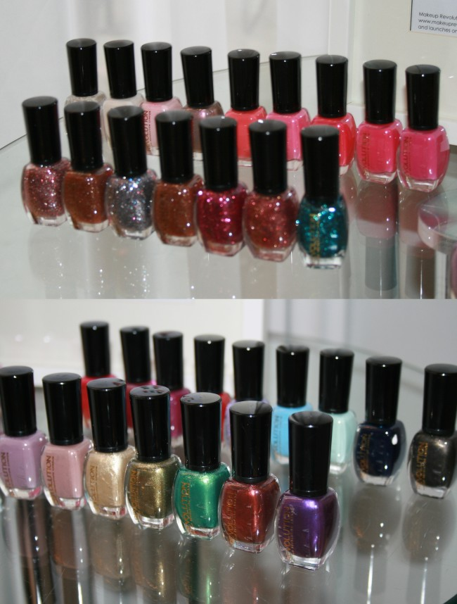 Makeup Revolution Nails