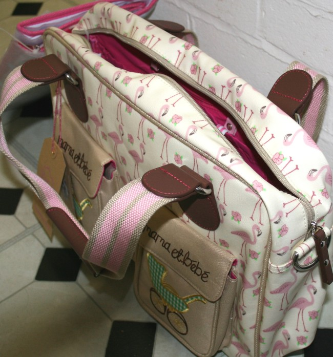 Mama et Bebe Changing Bag