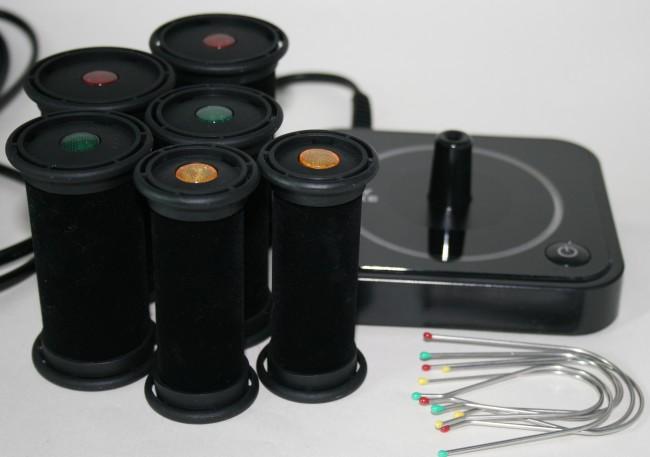 Nicky Clarke Desired Heated Rollers Kit