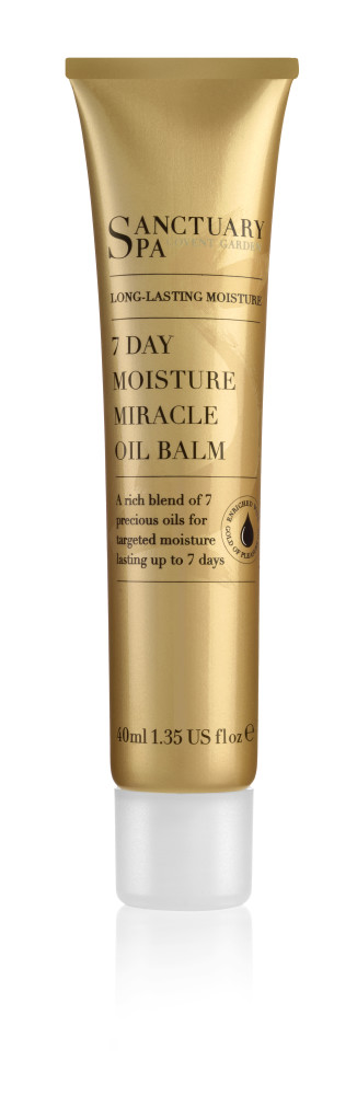 Sanctuary Spa 7 Day Moisture Miracle Oil Balm