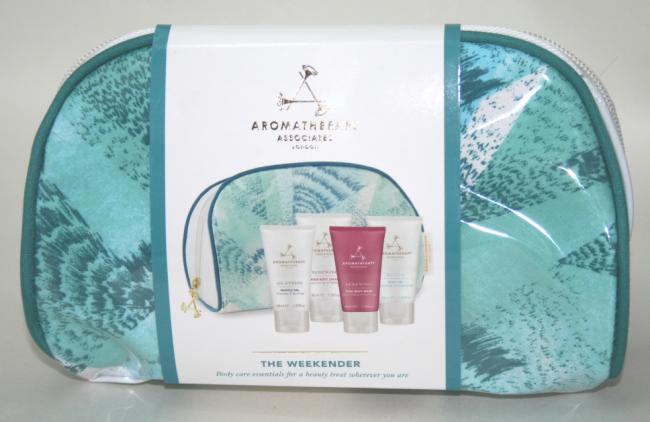 Aromatherapy Associates The Weekender