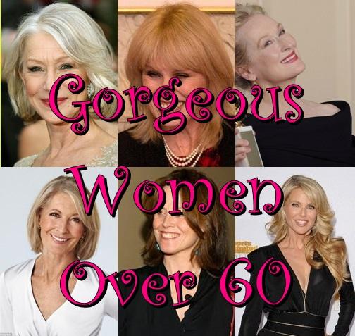 Beautiful Women Over 60