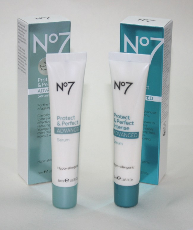 Boots No7 Protect and Perfect Advanced Serum