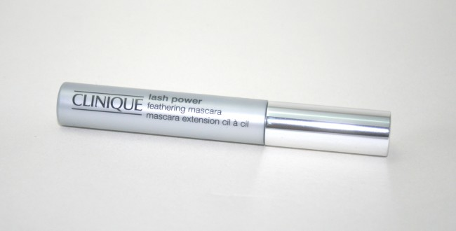 Clinique Lash Power Feathering Mascara