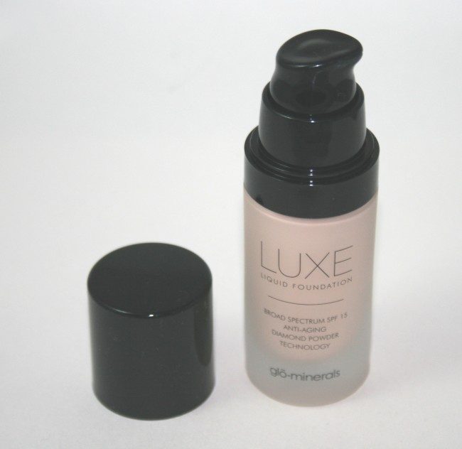 GloMinerals Luxe Foundation