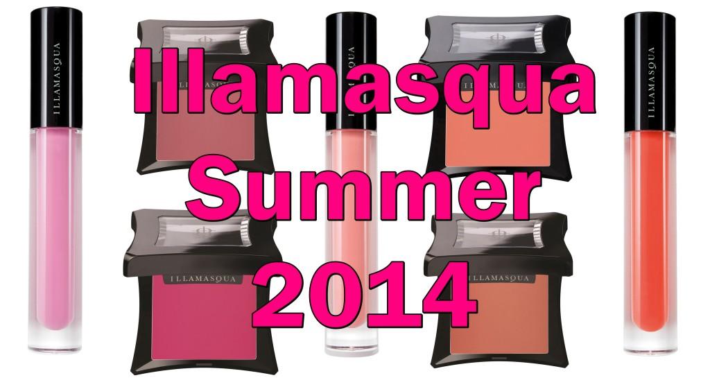 Illamasqua Summer 2014