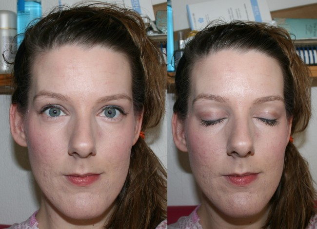 L'Oreal Superliner Perfect Slim Green On the Eye