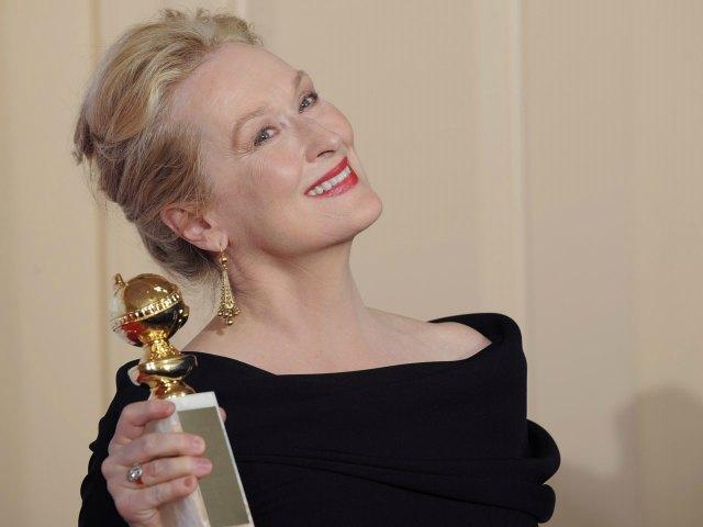 Meryl Streep - 64