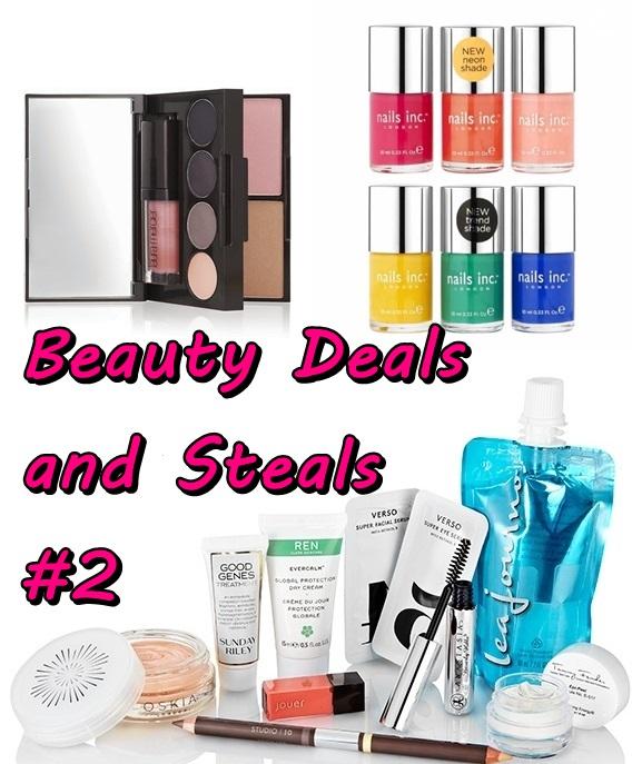 Beauty Deals and Steals