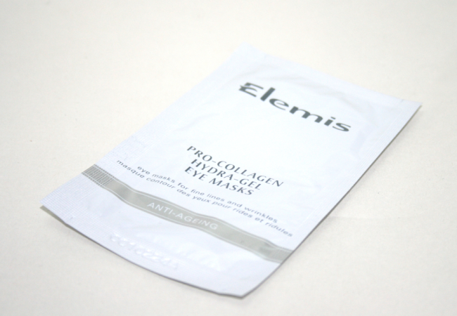 Elemis Hydra Gel Eye Masks
