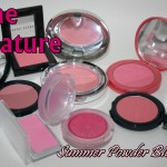 The Feature: Summer Powder Blushers