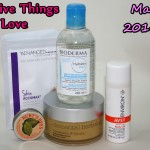 Five Things I Love: May 2014